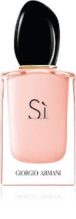 Armani Sì Fiori parfumovaná voda pre ženy