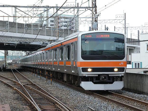 【1日1本限定!】武蔵野線 しもうさ号 海浜幕張行き2 E231系