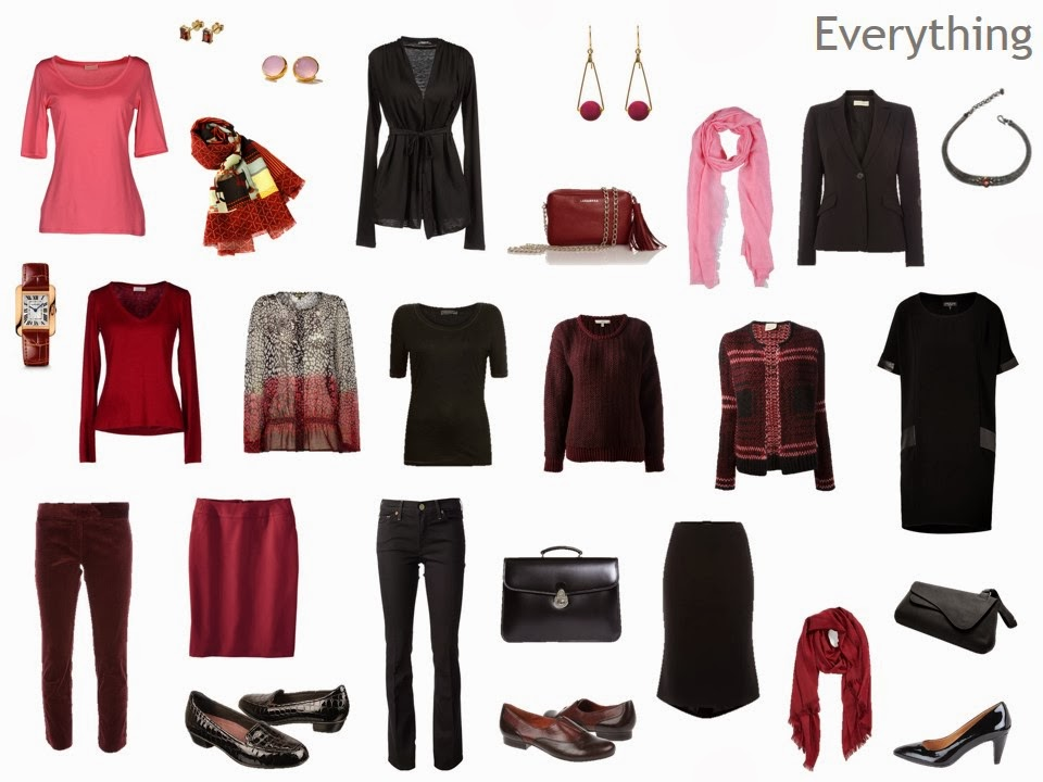 b95b0ebbf2 Capsule Wardrobe Packing Outfit by Outfit  Pink