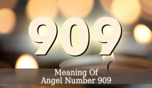 ý nghĩa số 909 angel number meaning