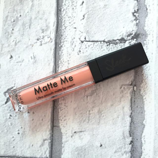 Sleek Matte Me - Apricot Blooms