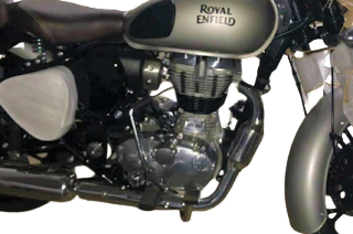 Royal Enfield BS VI - Homies Hacks