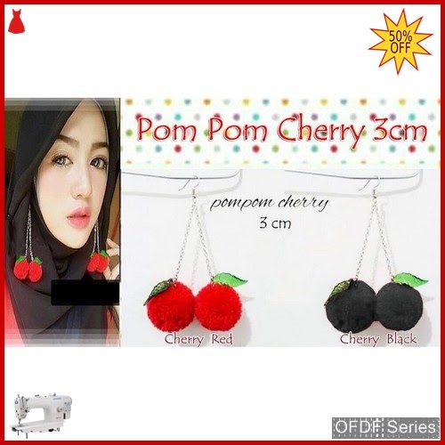 OFDF254 Aksesoris Ear Rings Korean Beauty Chery BMGShop