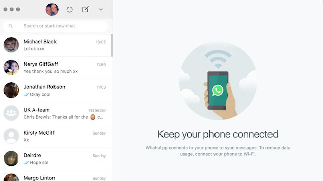 webwhatsapp.com connected to your pc - NewsTrends