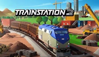 Train Station 2 MOD APK v1.34.0 (Unlimited Coins Gems)