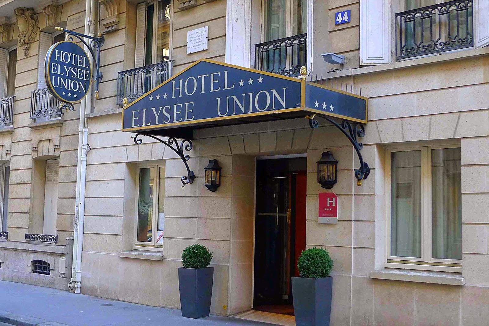 Hotel Elysee Union