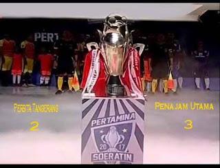 Penajam Utama Juara Piala Soeratin U-17 2017