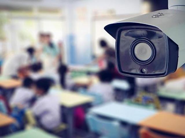Το συζήτησαν η Διδασκαλική Ομοσπονδία με την Αρχή Προστασίας Δεδομένων για τις κάμερες στα σχολεία