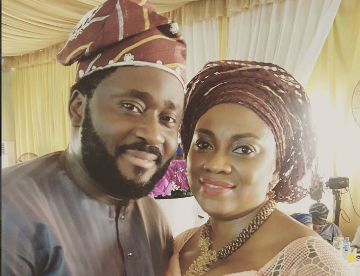The love of my life - Desmond Elliot gushes over wife