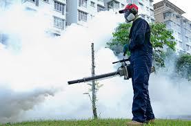 phun muỗi tại quận Hoàng Mai