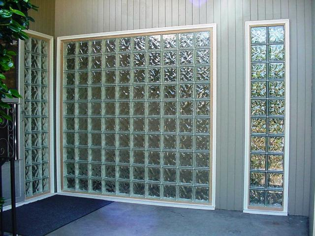 GLASS Block WINDOWS Cost