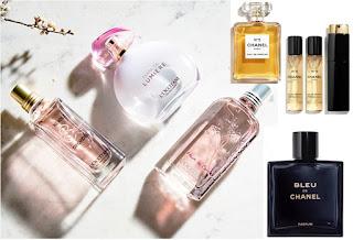 Beda  Parfum, Cologne dan Eau de Toilette