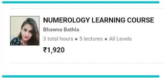 udemy course of bhawna bathla