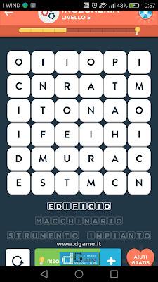 WordBrain 2 soluzioni: Categoria Ingegneria (6X6) Livello 5