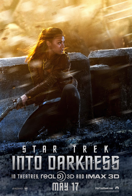 Star Trek: Into Darkness - Uhura
