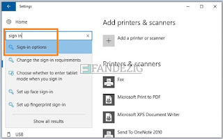 Cara Membuat PIN di Windows 10