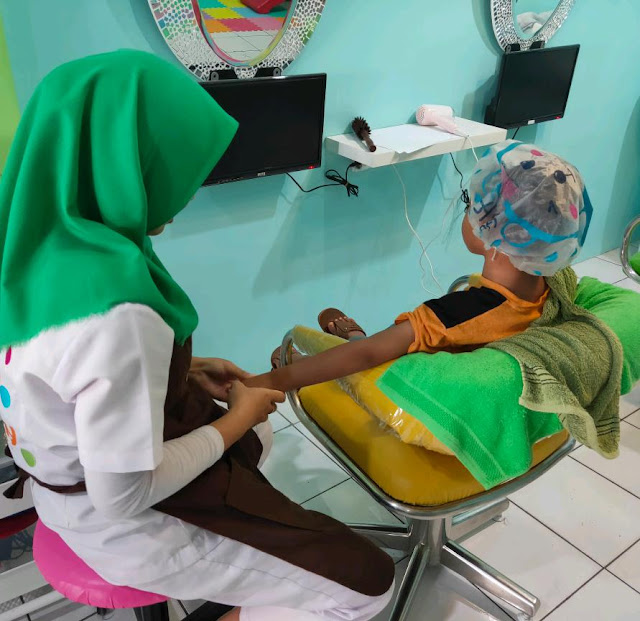 Baby and Mommy Salon spa depok