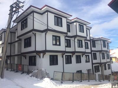 osmanlı mimarisi, germiyan mimarisi, modern odunpazarı evleri