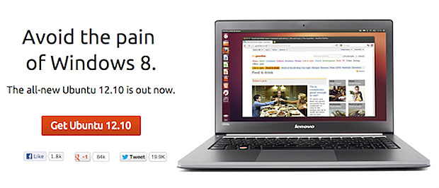 Ubuntu Ad