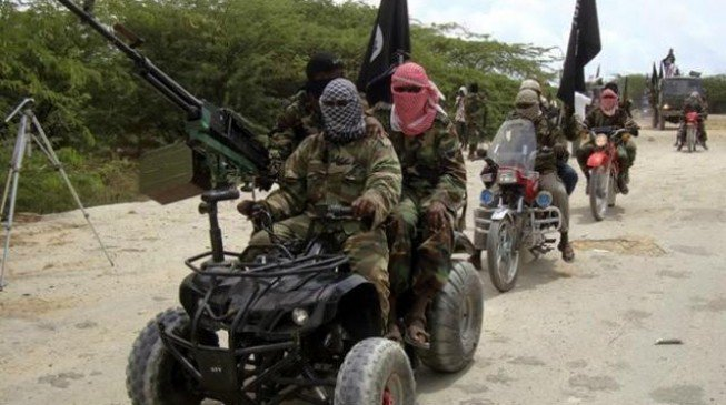 Panic As Boko Haram Kidnaps 4 Soldiers, 2 Police Officers Along Expressway