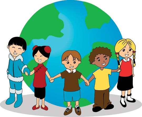 Ensinando Missões para Crianças ... ... ... .. ..: Desen
