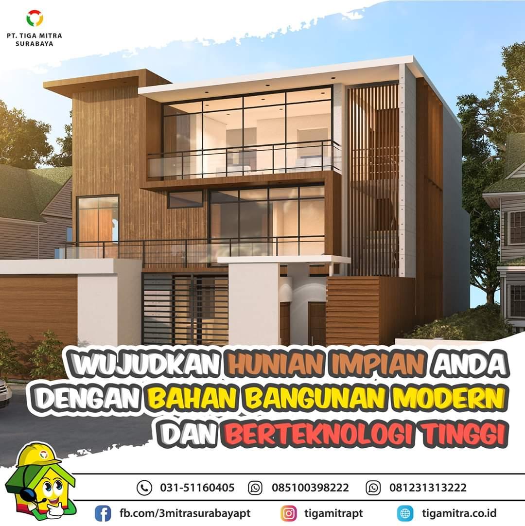 Wujudkan Rumah Impian Anda Dengan Bata Ringan, Semen Mortar, Panel Lantai