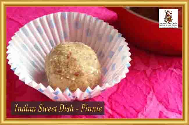 Indian Sweet Dishes - Pinnie