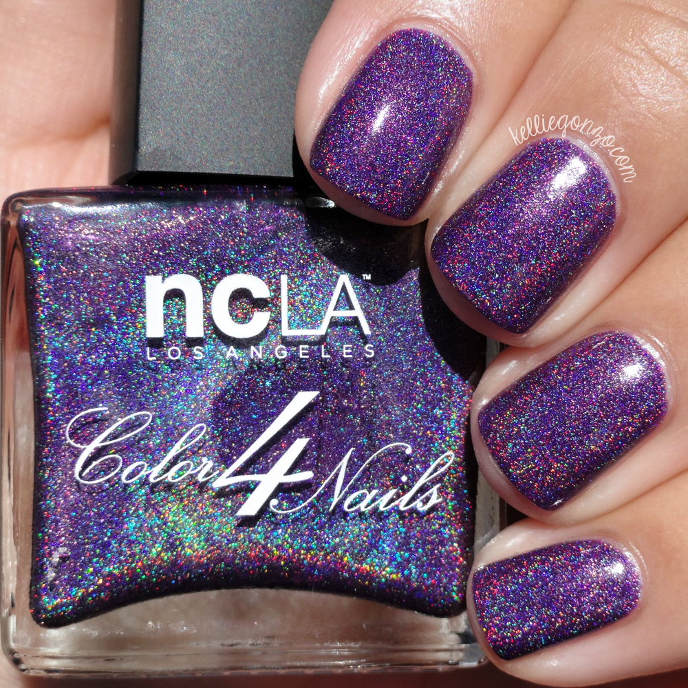 NCLA x Color4Nails Lolanthe