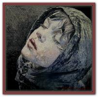 Дождь (по картине Мирии Зельдис)