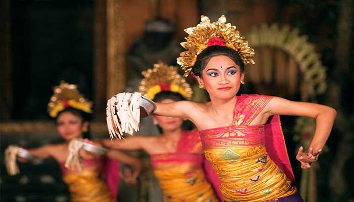 Tari Pendet, Tarian Tradisional Dari Bali