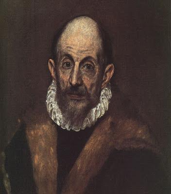 1577: el Greco llega Toledo España