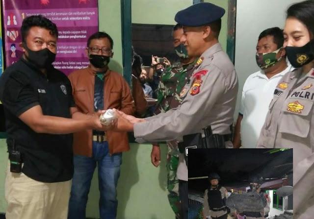 Bom Militer Diduga Sisa Perang Ditemukan Di Teluk Jambe Karawang