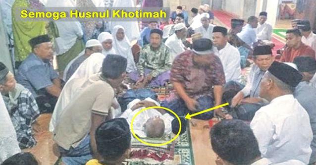 30 Tahun Jadi Muadzin Masjid, Nurdin Dipangggil Allah saat Azan Salat Subuh