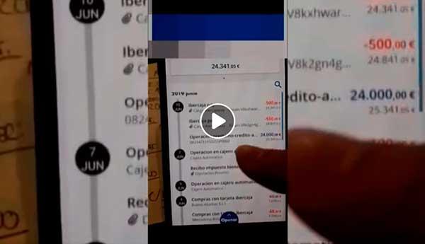 Vídeo detención de la mayor red de ciberestafas de España