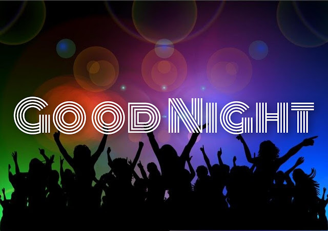 lovely good night images party