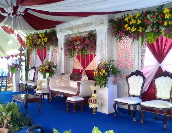 Jasa Vendor Dekorasi Bunga Pelaminan 026