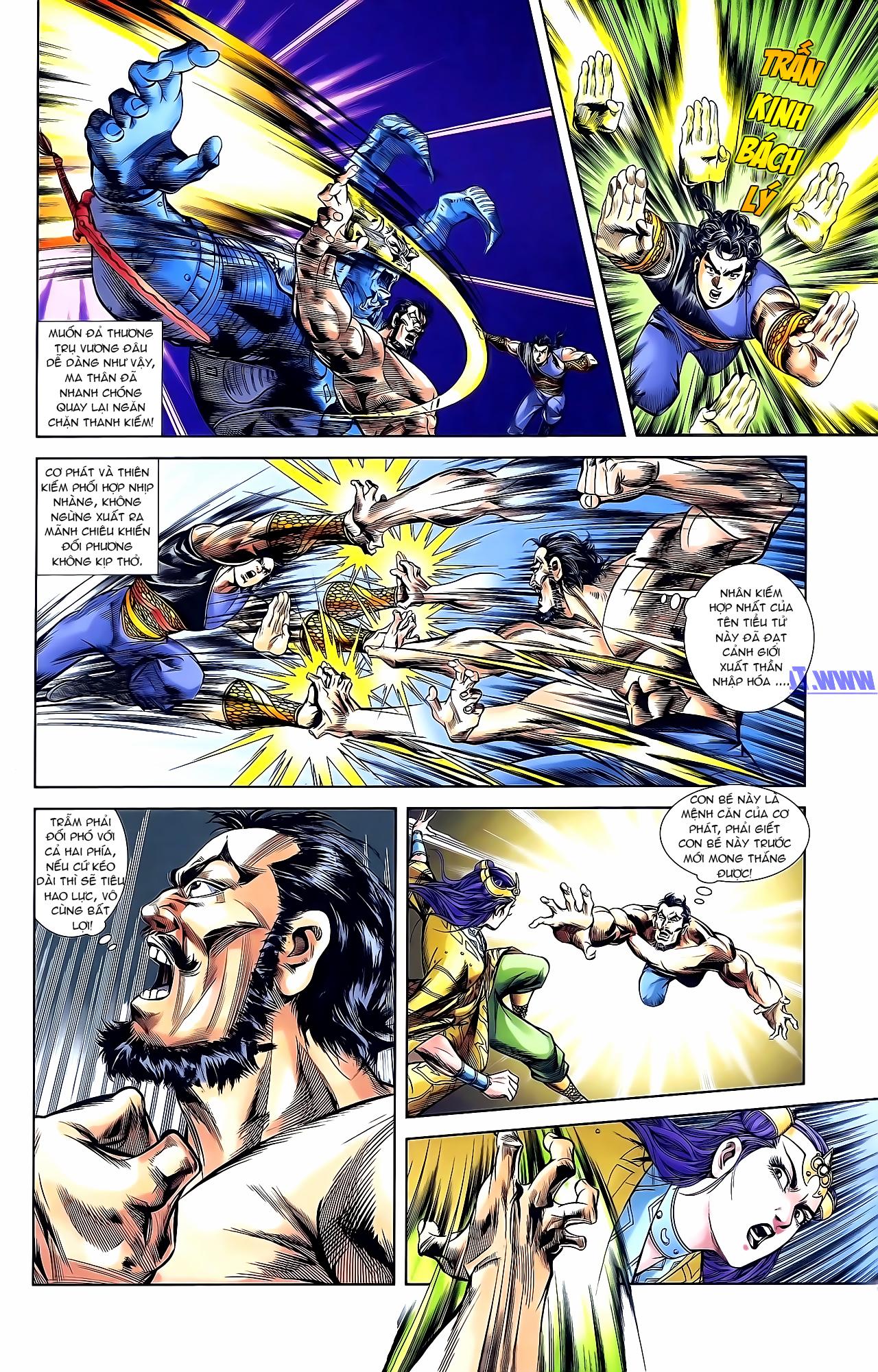 Cơ Phát Khai Chu Bản chapter 162 trang 10