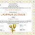 Aplikasi Cetak Piagam Penghargaan Juara Kelas Otomatis 5 template