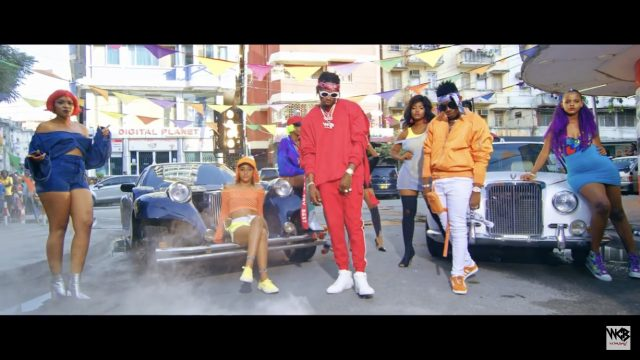 Video | Rayvanny Ft.Diamond Platnumz–Mwanza