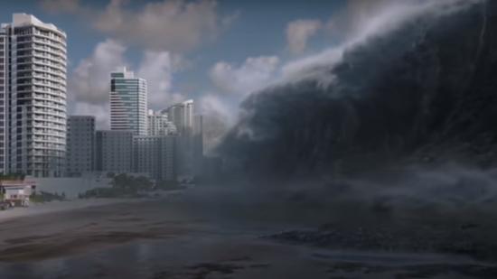 penyebab tsunami