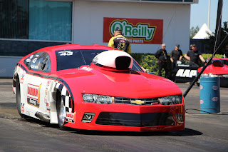 Rickie Smith wins  NHRA Pro Mod - Gatornationals