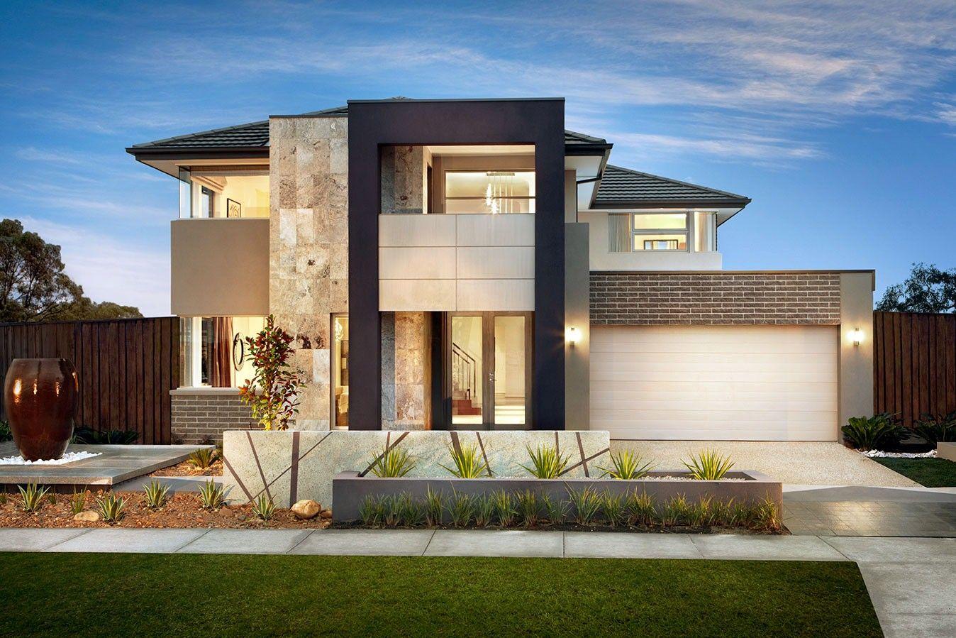 Model Rumah Minimalis Elegan Yang Minimalis