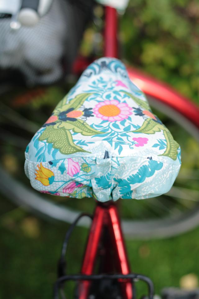polkupyörän satulan koko