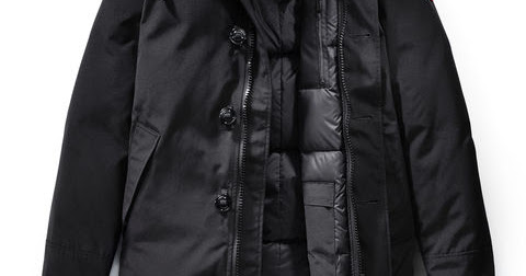 Canada Goose - The best winter jacket