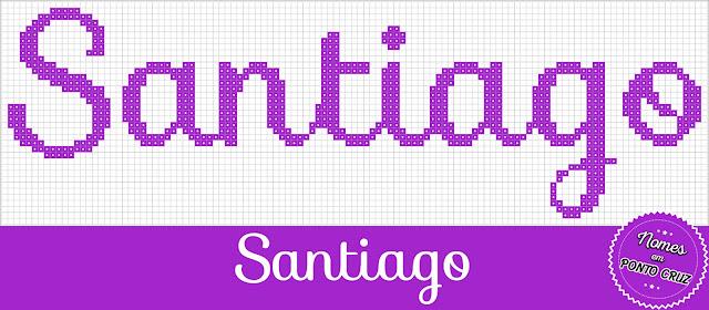 Nome Santiago em Ponto Cruz