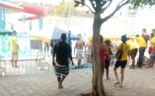 Jovem morre afogado em piscina de clube no interior da PB