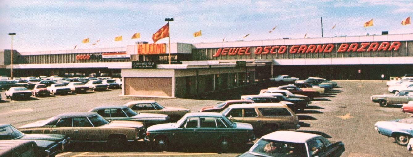 Jewel Food Stores Warehouse Melrose Park Il