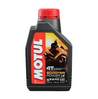 Harga Oli Motul Scooter Power