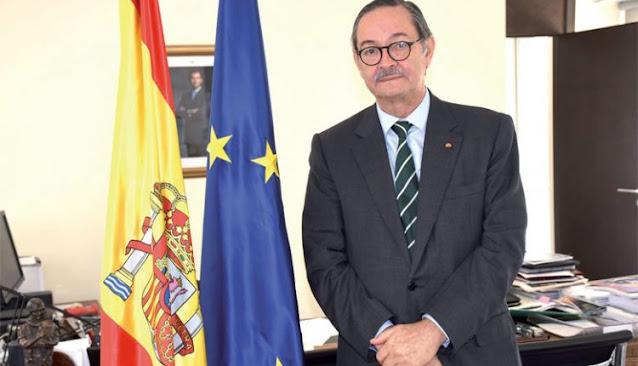 المغرب يستدعي سفير إسبانيا ويعتبر إستقبال زعيم البوليساريو بهوية مزورة غير مقبول