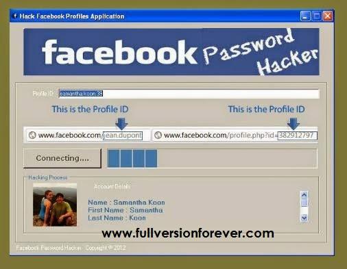 Facebook hack tool Ultimate 2016 latest Full version